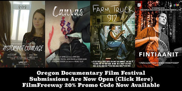 Oregon Documentary Film Festival Official Website