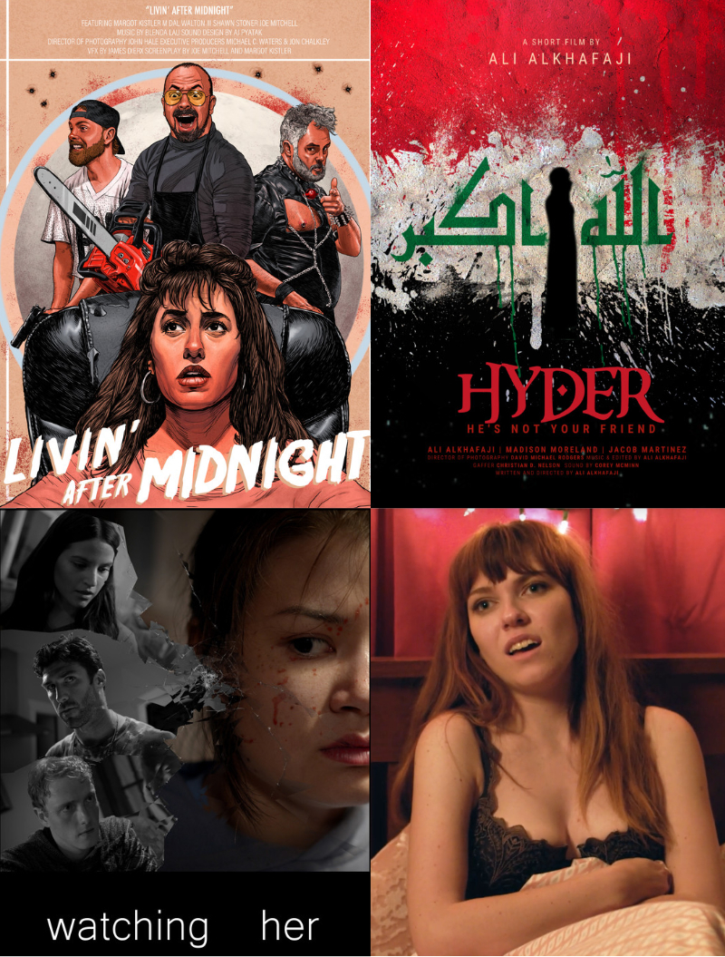 Austin After Dark Film Festival 2020 At Docs Drive-In Theater