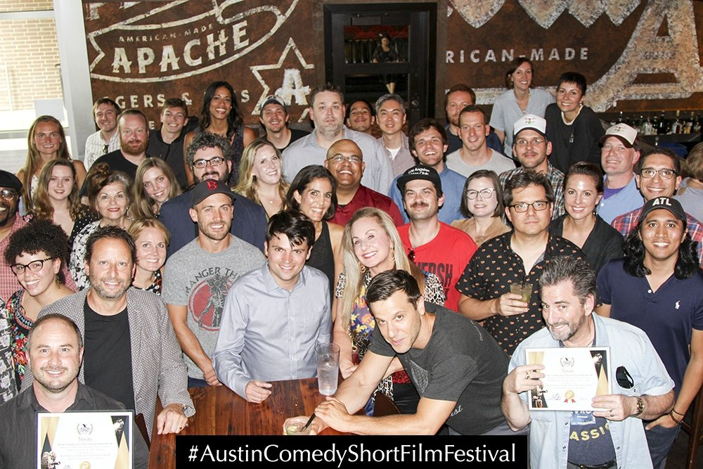 Austin Comedy Short Film Festival 2018F Event