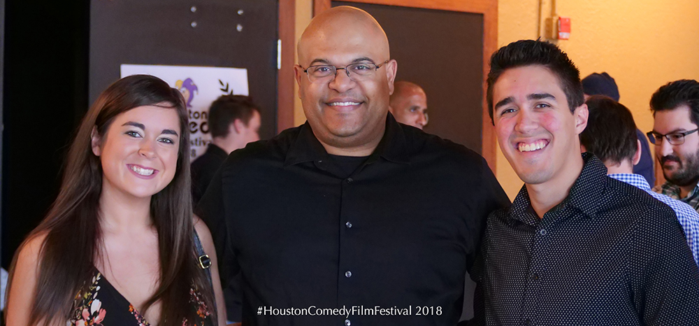 Houston Comedy Film Festival  2018 Event