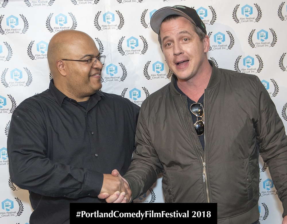 Portland Comedy Film Festival 2018 Day 4 Event