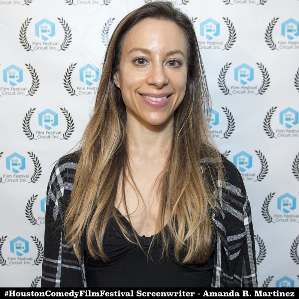 Screenwriter Amanda R Martinez